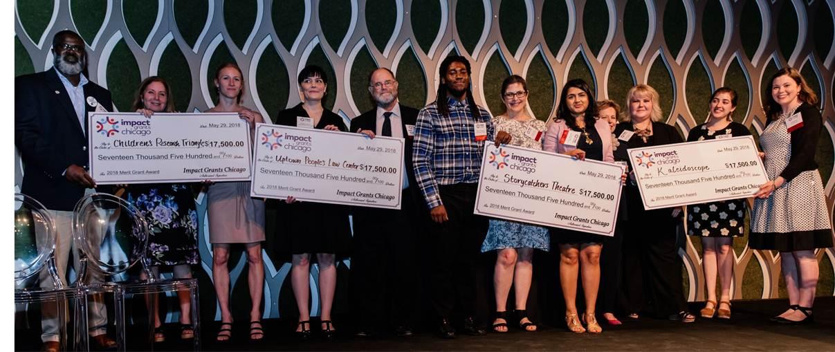 2018 Merit Award Grant Winners